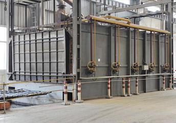 Chamber- type Heat Treatment Furnace