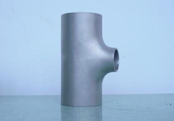 奥氏体不锈钢无缝对焊异径三通