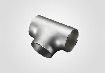 奥氏体不锈钢焊接对焊三通