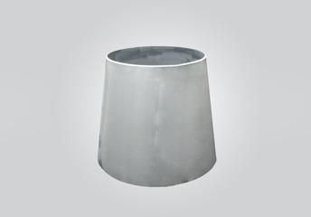 铝合金焊接对焊大小头